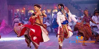 Ram-leela  Film Lahu Munh Lag Gaya Song Making