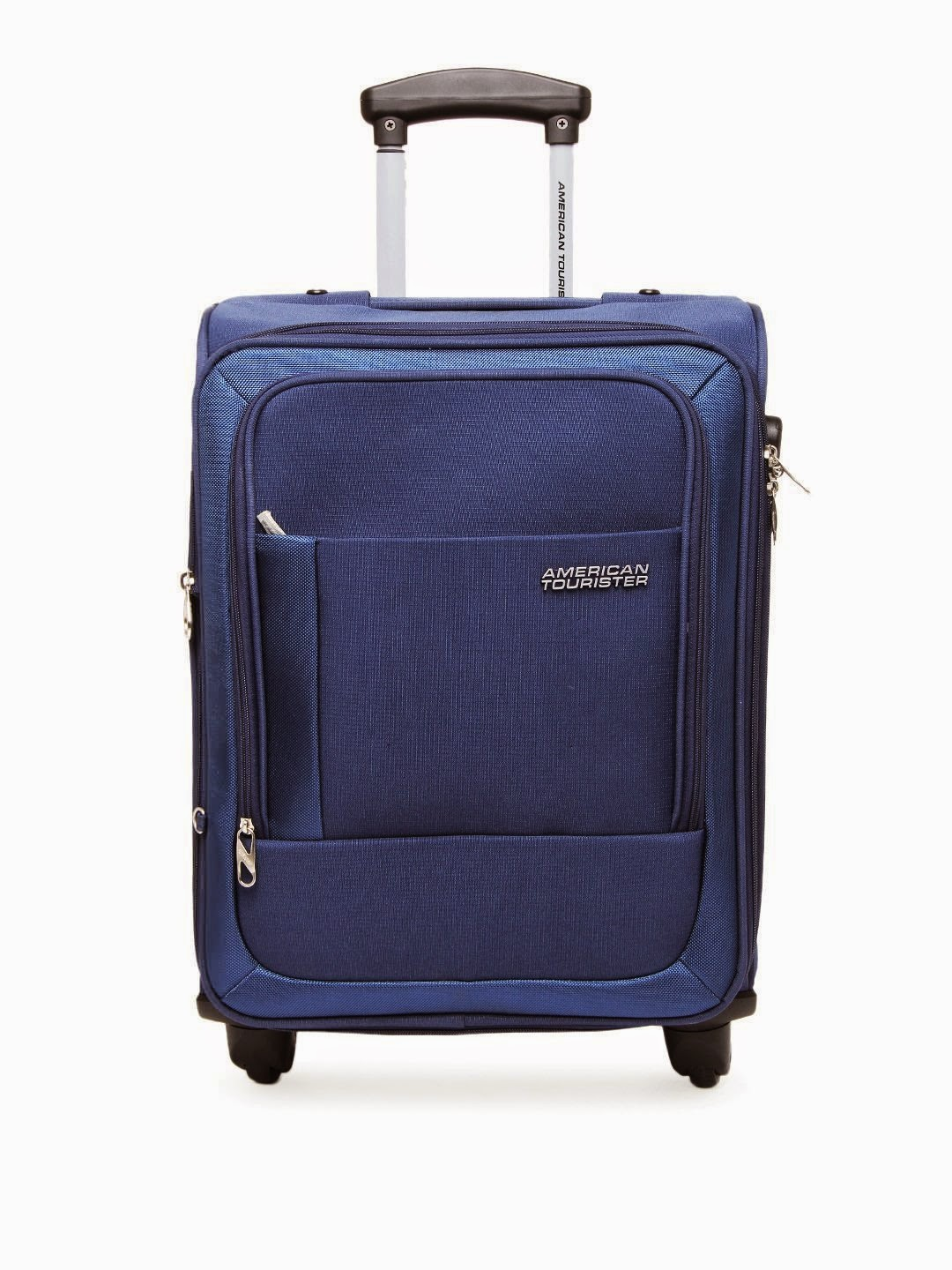 American Tourister Malta Spinner Polyester 55 cms luggage bag for Rs 3695