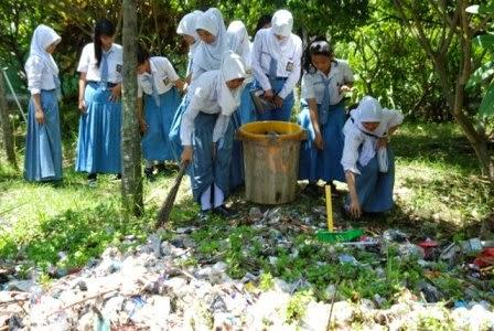 Contoh essay lingkungan