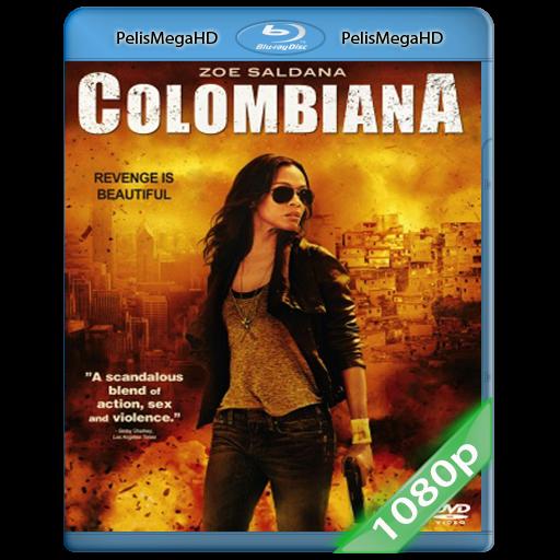 Colombiana (2011) 1080P HD MKV ESPAÑOL LATINO