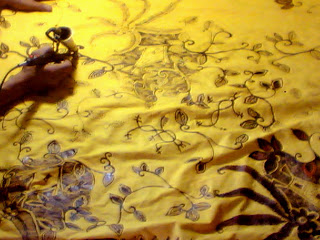 Batik Bogor,batik tulis,batik asli bogor