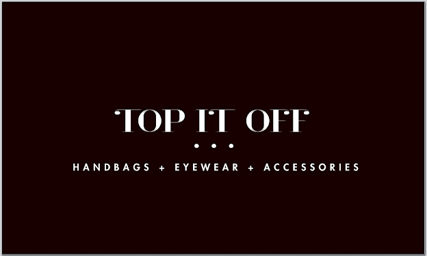 TOP IT Off.........the perfect piece for every look