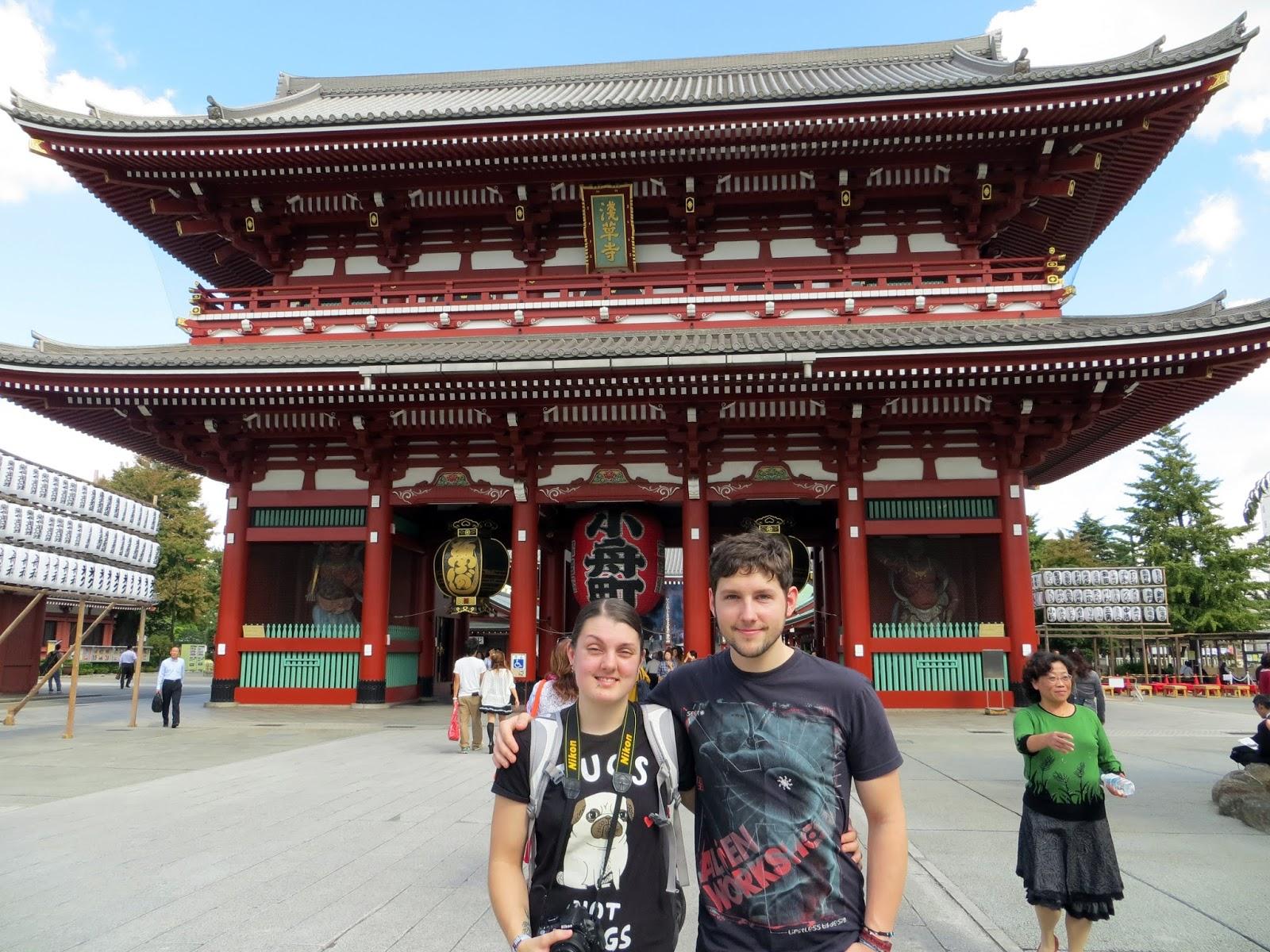 Sensoji temple, Tokyo, shinto, buddhist, Japan, must do tokyo