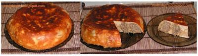 Мясной пирог