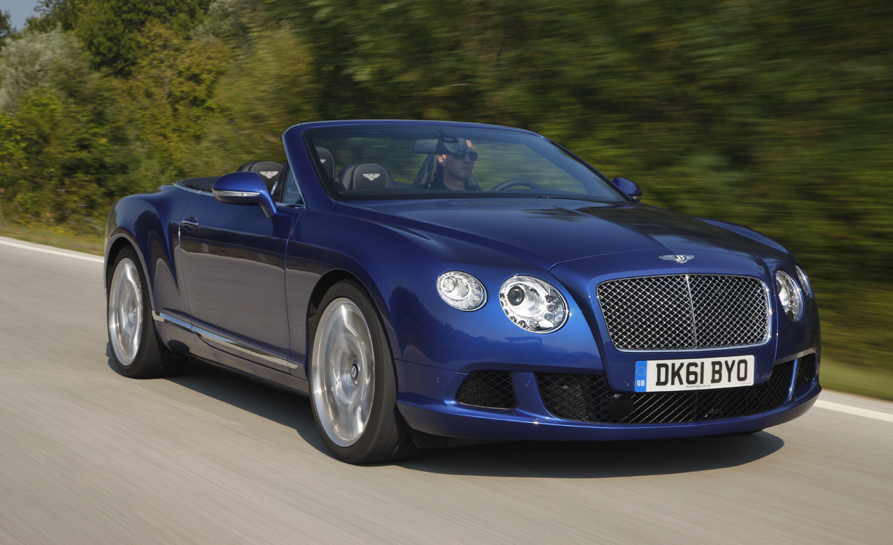 best car models all about cars 2012 bentley continental gtc. Black Bedroom Furniture Sets. Home Design Ideas