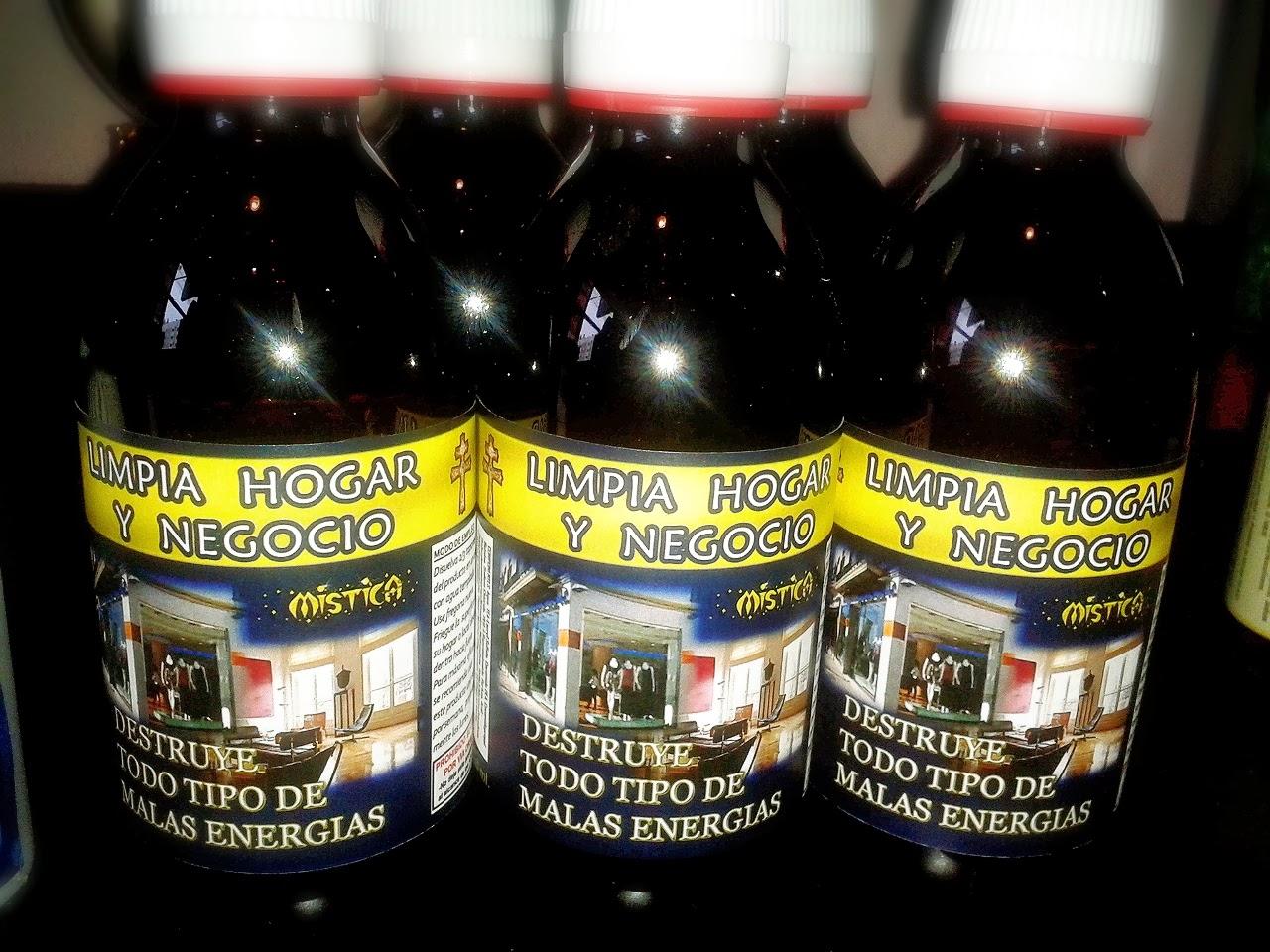 M stica productos - Limpieza de malas energias ...