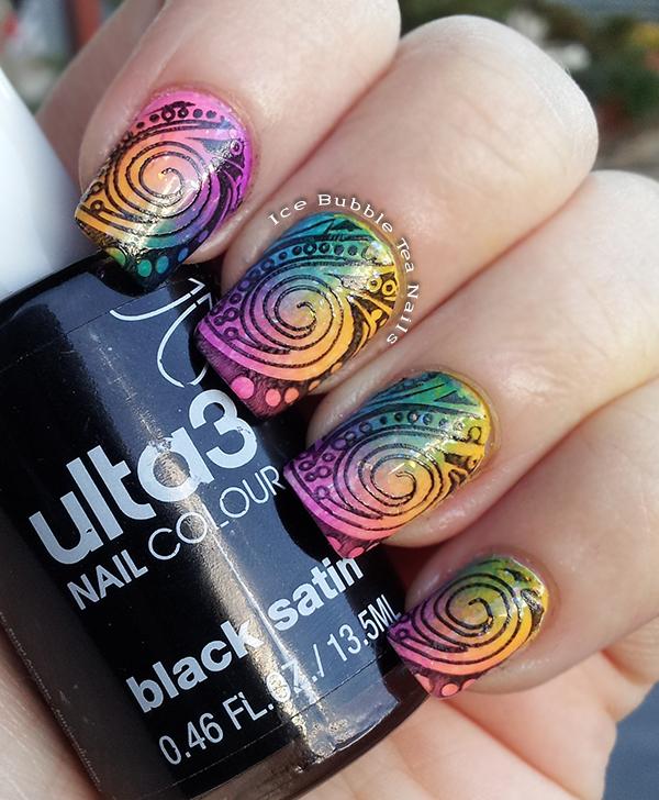 Best leopard print nail designs