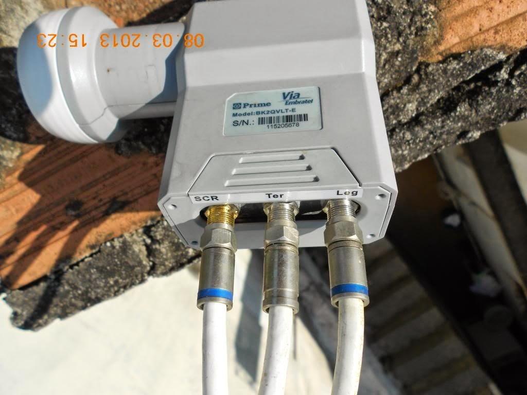 Mais uma novidade no mercado para facilitar as instalações do seu sistema via satélite SMU+2