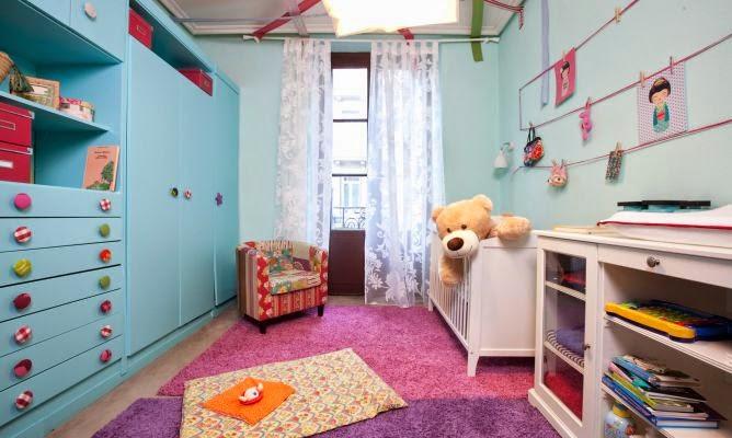 Habitaciones infantiles pintor en pamplona estuco - Pinturas habitaciones infantiles ...