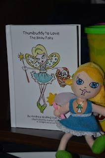 Thumbuddy to Love, The Binky Fairy 1