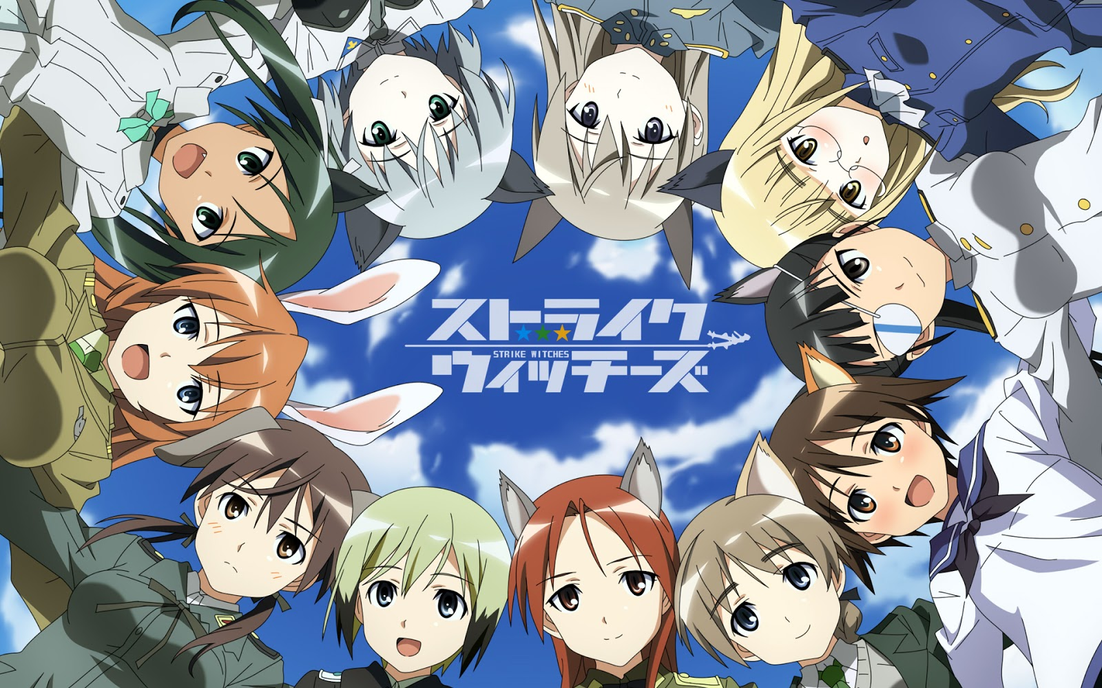 9830 strike witches Strike Witches [ Subtitle Indonesia ]