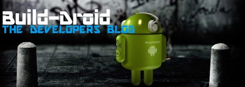 Android Robot to Build