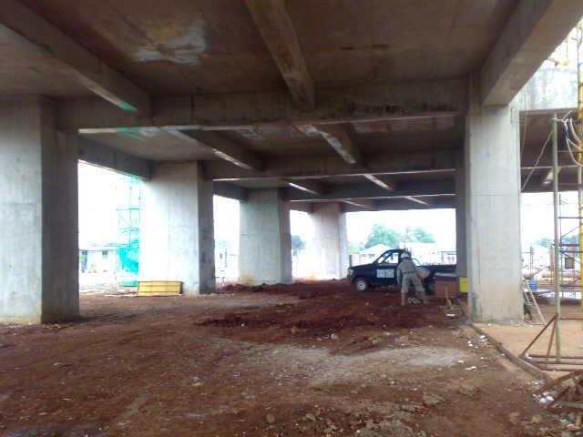 Update Foto Stadion Pakansari Bogor Januari 2013