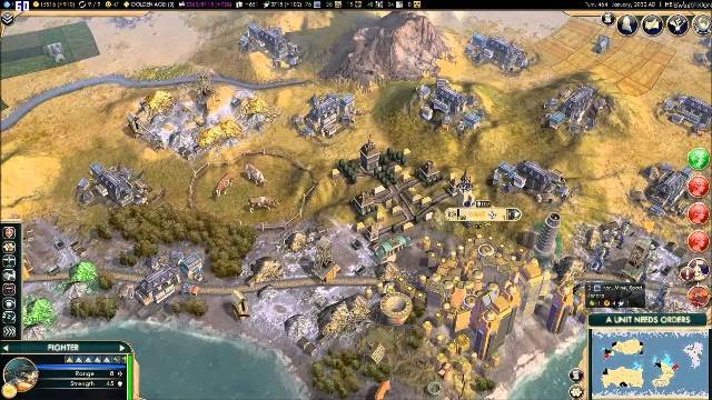 Civilization 5 PC Games Gameplay