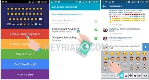 Cara Mengaktifkan Emoticon Instagram Di Android