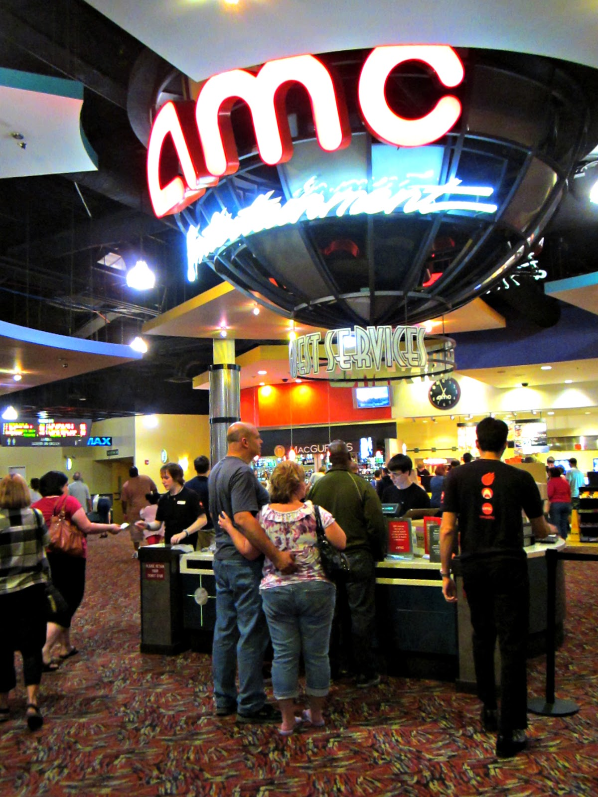 AMC Lennox Town Center 24, Columbus movie times and showtimes. Movie theater information and online movie tickets.5/5(1).