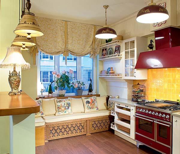 Kitchen Interior Design Tips: Dear September: A Vintage Vibe