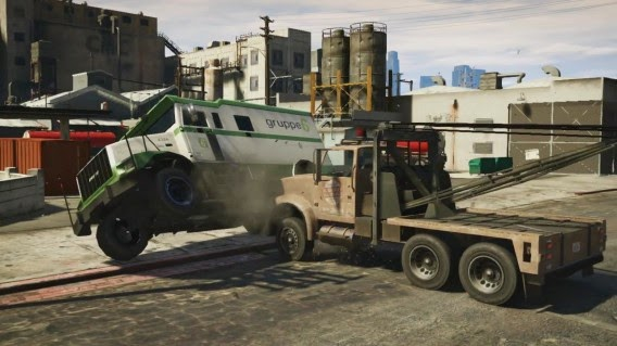 GTA 5: easily and quickly earn money
