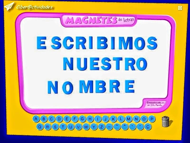 ESCRIBIMOS CON EL ORDENADOR
