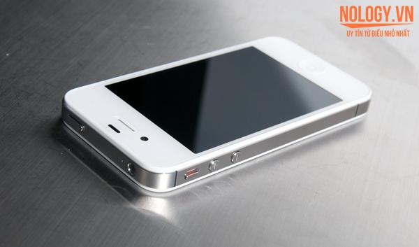 Iphone 4s chưa active giá rẻ tại Hà Nội