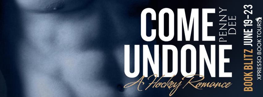 Come Undone Book Blitz