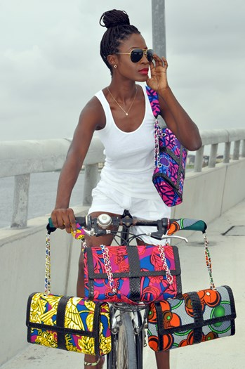 Ankara bags and handbags