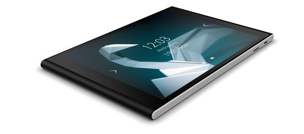 Tablet de los creadores del Sistema Operativo Jolla.