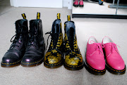 . black doc martens 1461 and I just had to get myself a pair to add to my .