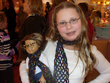 Scarves to match American Girl Dolls