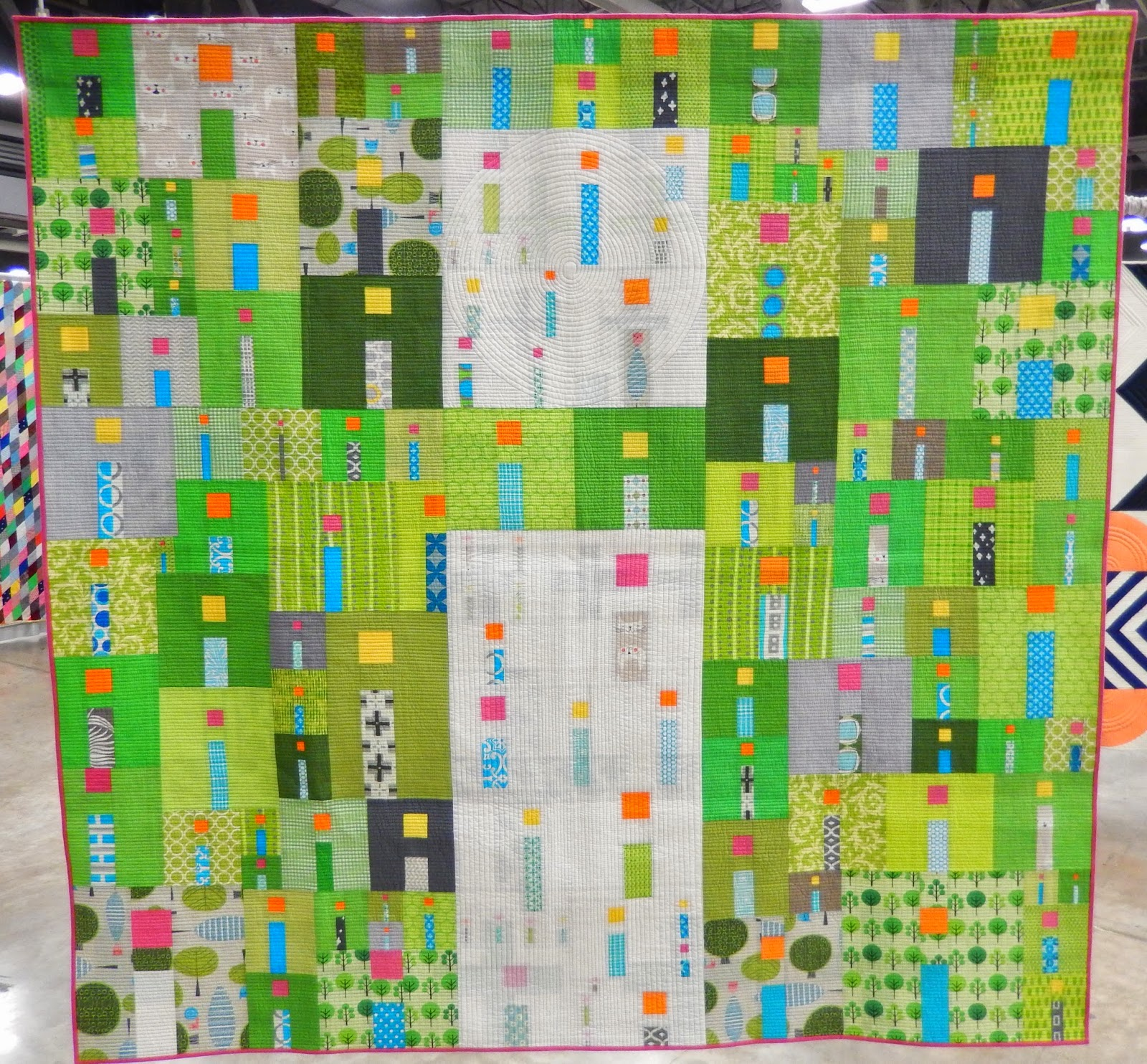i Quilt by Kathy York @ Quilting Mod