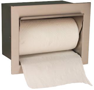 Firemagic Paper Towel Holder