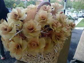 Bunga Coklat Gold