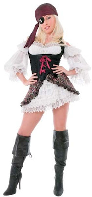 Adult Pirate Halloween Costumes