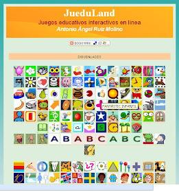 Pincha: Juegos didácticos on line JoeduLand