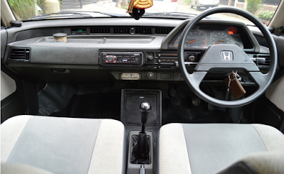 Interior Honda Civic Wonder