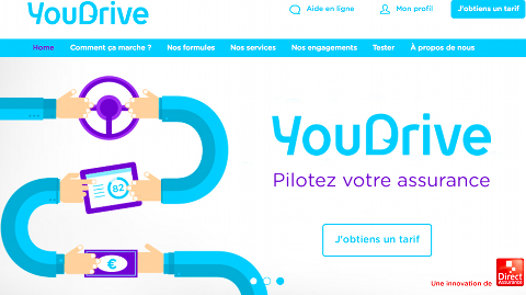 Accueil YouDrive