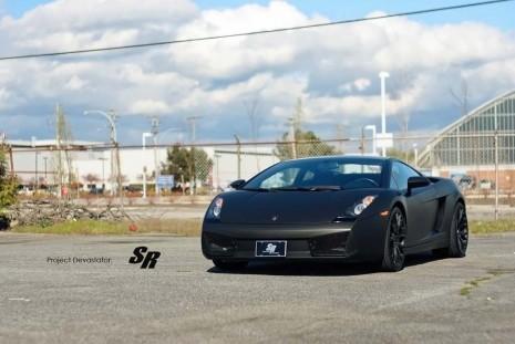 2011 Lamborghini Gallardo SR Concept