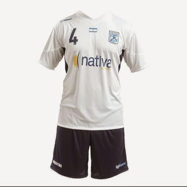 Camiseta argentina - Handball - Qatar 2015