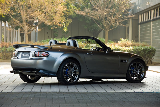 Mazdaspeed Concept Roadster