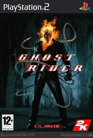 Ghost Rider PS2