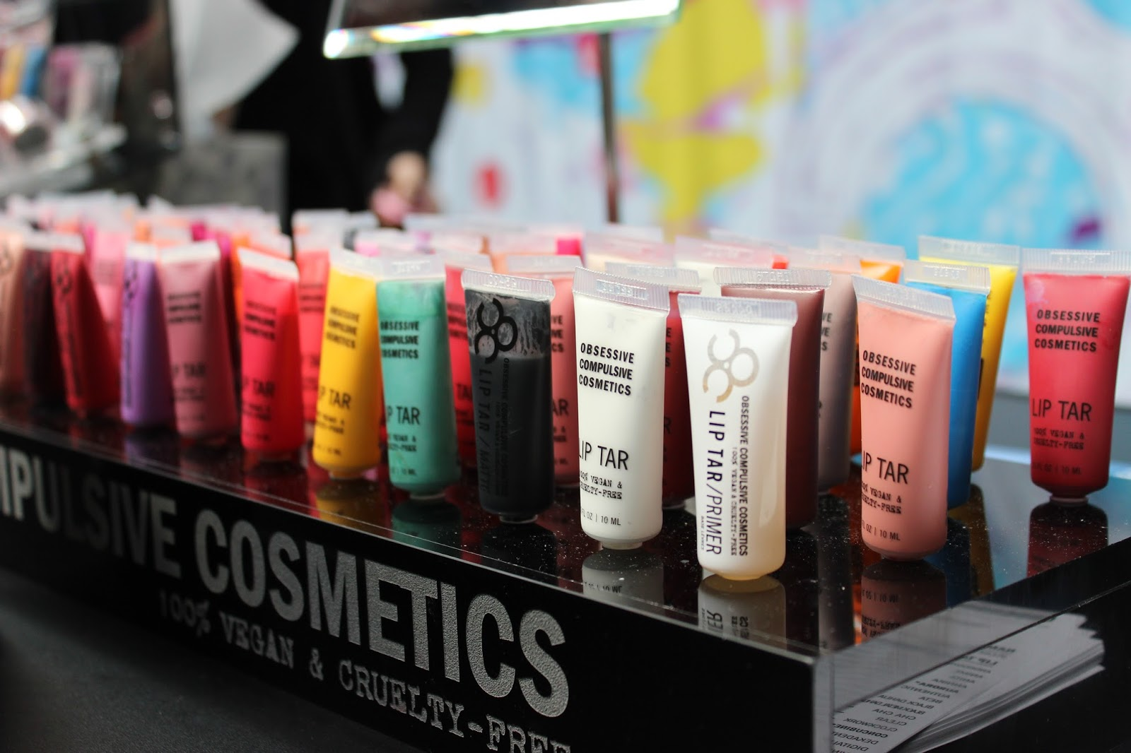 IMATS london 2014 occ lip tars
