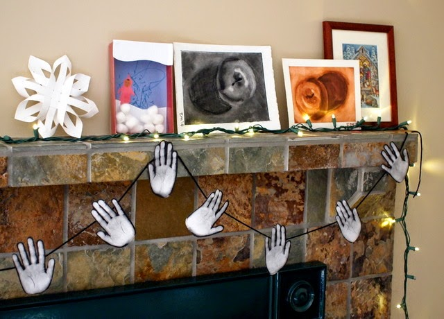 high five handprints