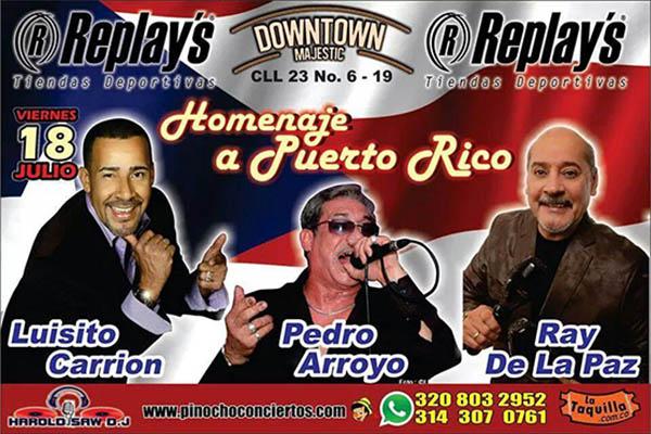 ► Homenaje a Puerto Rico