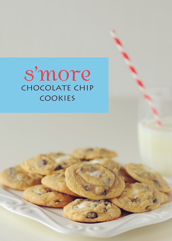 white s mores cookies chocolate cake s mores cookies steamy kitchen ...