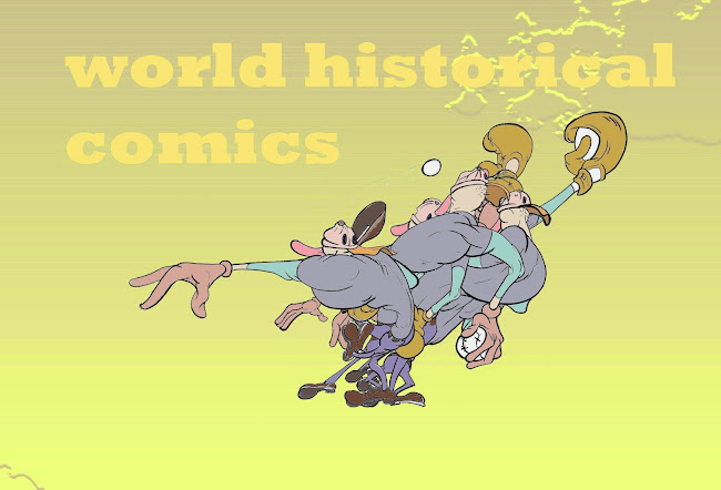 World Historical Comics