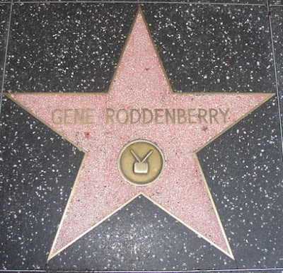 Eugene Wesley 'Gene' Roddenberry (August 19, 1921 – October 24, 1991)