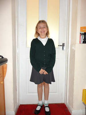 Top Ender on the First Day of School 2012