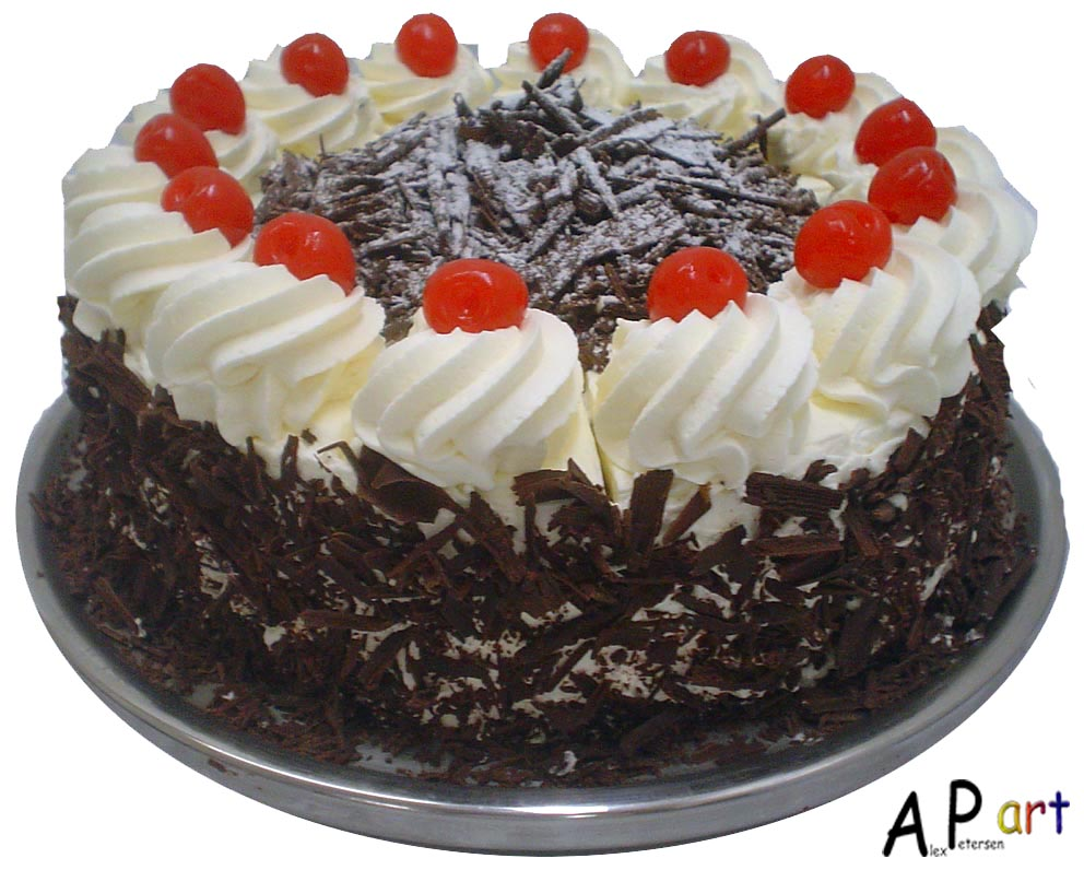 Black Forest Cake Auto Design Tech