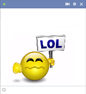 LOL Talking emoticon animation