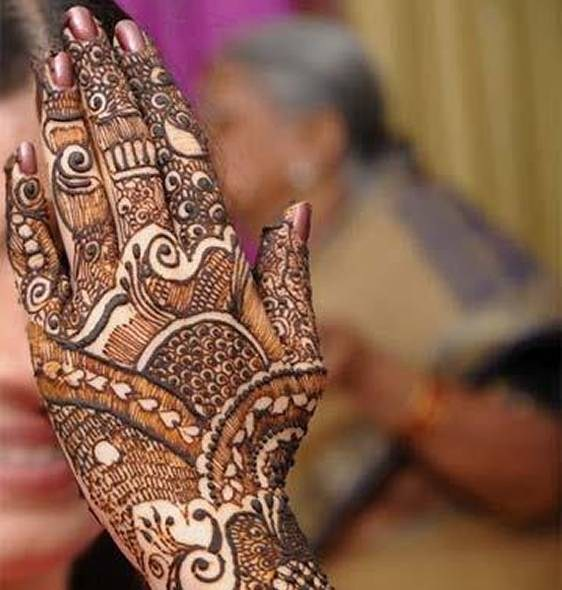 New Bridal Mehendi Design